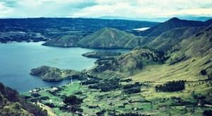 Foto: Danau Toba yang indah. (ist)