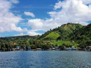 Foto: Wisata Danu Toba, Parapat. (Harun Al Rasyid)