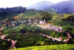 Foto ilustrasi: Kawasan wisata Puncak, Bogor. (ist)