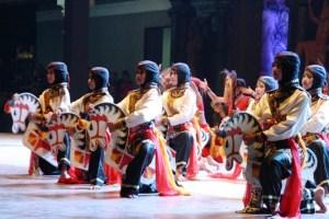 Foto: Salah satu kegiatan saat pembukaan Festival Reyog Mini (FRM) XIV. (ar)
