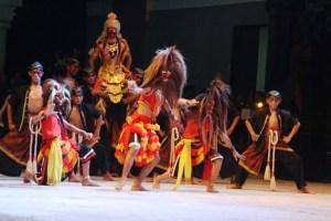 Foto: Festival Reyog Mini (FRM) XIV Ponorogo. (ar)