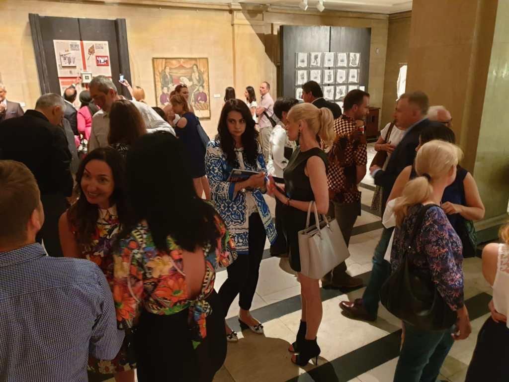 Foto: Suana Seniman kontemporer Indonesia pameran di Bulgaria. (ist)