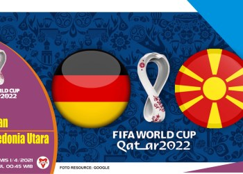 Prediksi Pertandingan Jerman vs Makedonia Utara - 1 April 2021