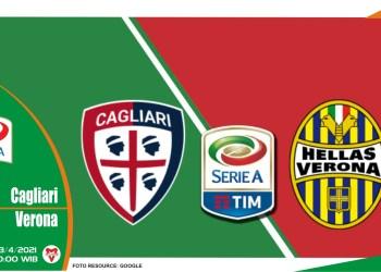 Prediksi Liga Italia: Cagliari vs Hellas Verona - 3 April 2021