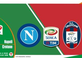 Prediksi Liga Italia: Napoli vs Crotone - 3 April 2021