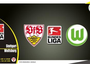 Prediksi Liga Jerman: Stuttgart vs Wolfsburg - 22 April 2021