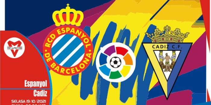 Prediksi Espanyol vs Cadiz
