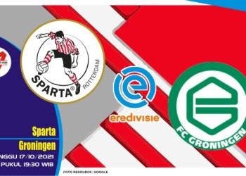 Prediksi Sparta vs Groningen