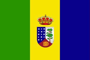 Bandera de la Villa de Garafía