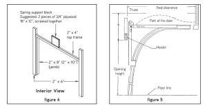 How should I prepare my garage door frame?   Garaga