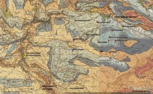 Carte Geologique