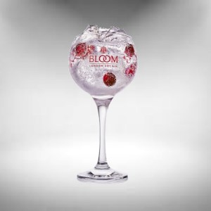 Bloom Gin Glass