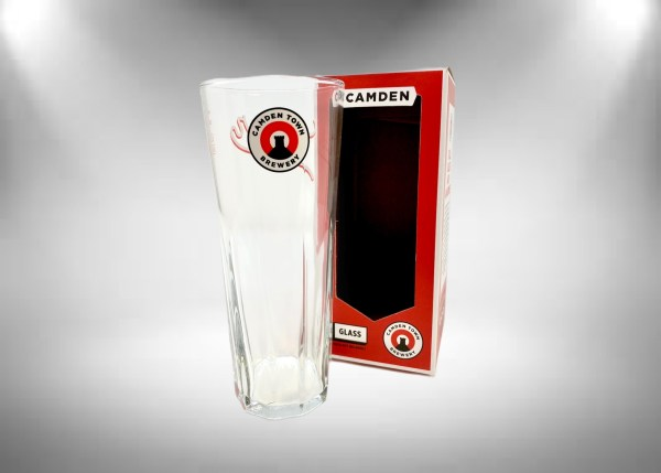 Camden Town Glass Gift Boxed