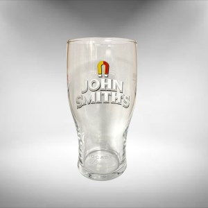 John Smiths Tulip Beer Glass