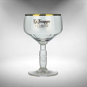 La Trappe Chalice Beer Glass