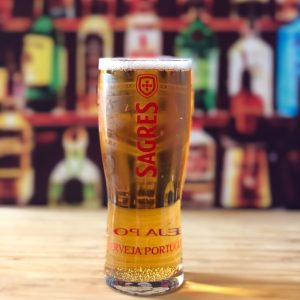 Sarges Beer Glass