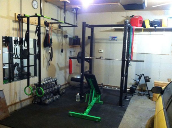 Rogue equipped garage gyms photo gallery u2013 migliori pagine da colorare