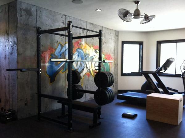 compact garage gym ideas - Inspirational Garage Gyms & Ideas Gallery Pg 8 Garage Gyms