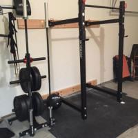 folding wall mounted racks rigs