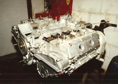 Porsche Flat 6 3 litre Engine