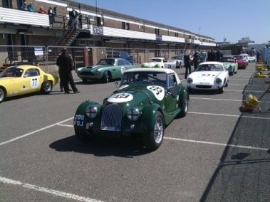 Morgan Plus 4 Supersports