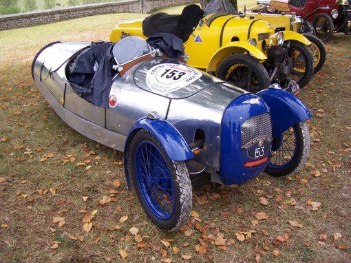 1934 JMB 3 Wheeler Special