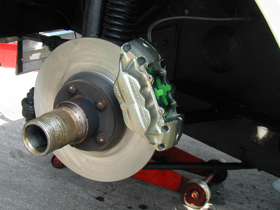Morgan 4/4 Brake Calipers