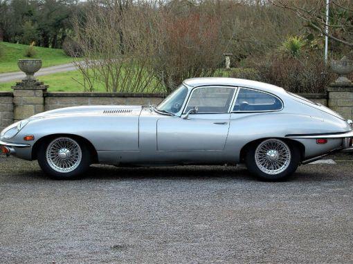 For Sale 1969 Jaguar E type Series 2