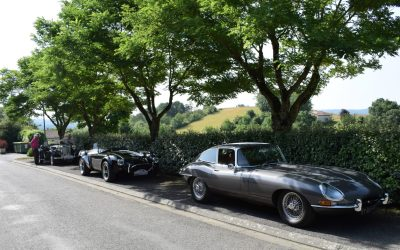 Tacot's Club Gascon 'British Sunday 2018' Classic Car Rally