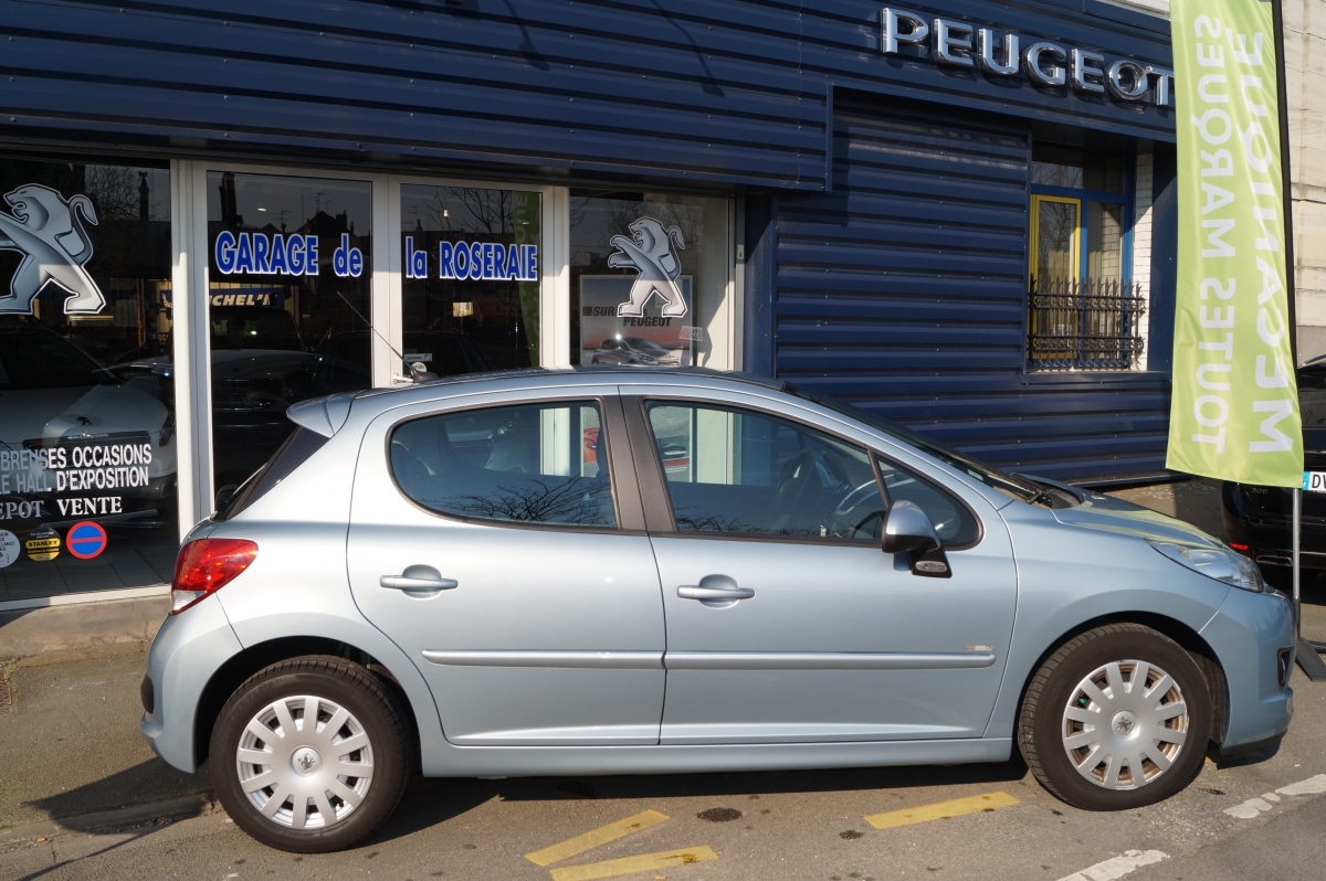 Occasion Peugeot 207 16 HDI 99 G 5 Portes