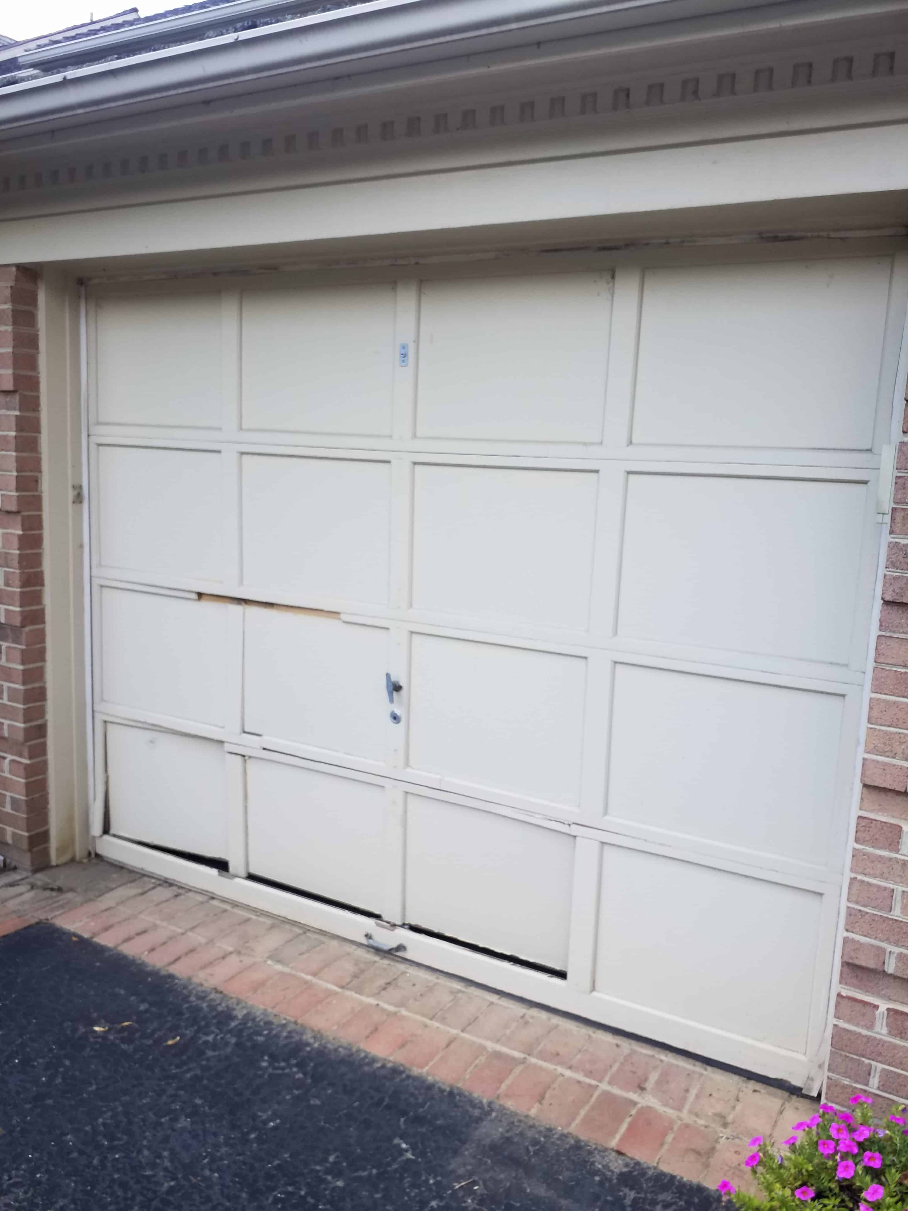 Top 7 Reasons Why Your Garage Door Is Not Closing All The Way