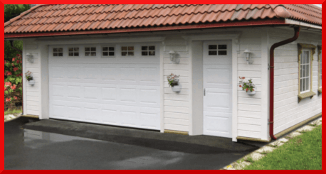 Georgian garage Doors