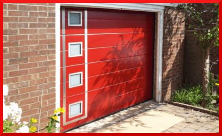 MidRib Garage Doors