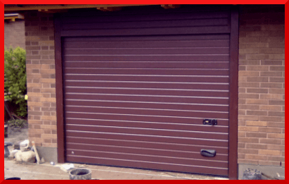 Rib Panels Garage Doors