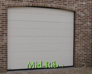 Mid-Rib+ Panels Doors