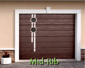 Mid-Rib Panels Doors