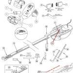 Genie 1022 1024 1042 Garage Door Opener Parts