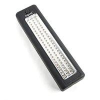 FiveJoy 72 High-Brightness LEDs, 650 Lumens Work Flood Light, Black