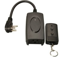 Woods 32555 Outdoor Remote Control Outlet Converter Kit