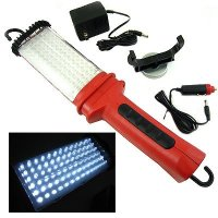 78 LED Cordless Work Light Garage Shop Worklight Lamp