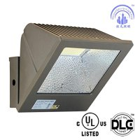 SGL 80W LED Wall Pack, UL and DLC-Qualified,Super Bright 7500 Lumens 320W HPS/MH Replacement, 5000K Daylight, Waterproof Commercial & Residential outdoor lighting fixtures