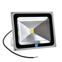 GBGS 50W Floodlight Super Bright White Waterproof IP65 500W Halogen Bulb Equivalent Outdoor Security LED Flood Lighting for Garden Piazza Factory Gyms Docks
