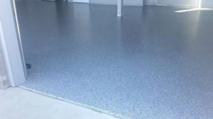 Decorative Epoxy Chip Flooring