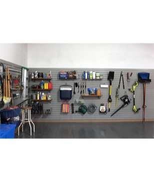 Premium Family Garage Package 4 (W)
