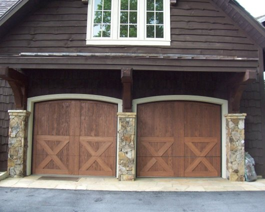 carriage house door