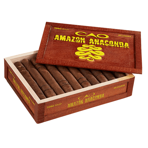 CAO Brazilia Amazon Anaconda Toro Box