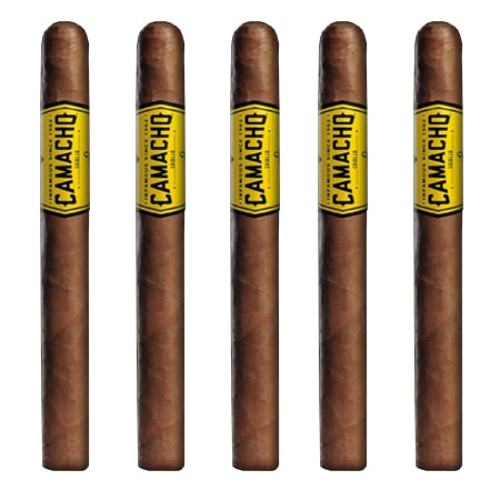Camacho Criollo Churchill 5 Pack