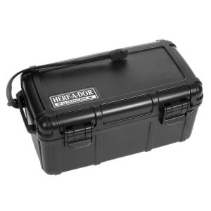 Herf-a-Dor Travel Humidor X15 - Black