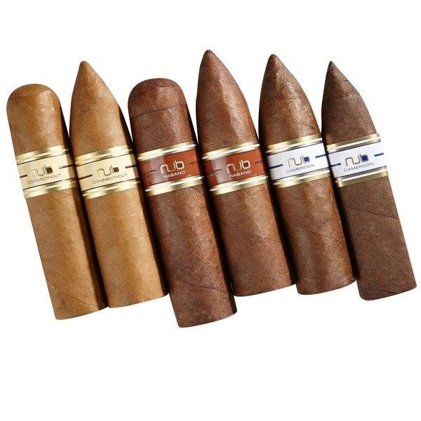 Nub Club Six-Pack Sampler
