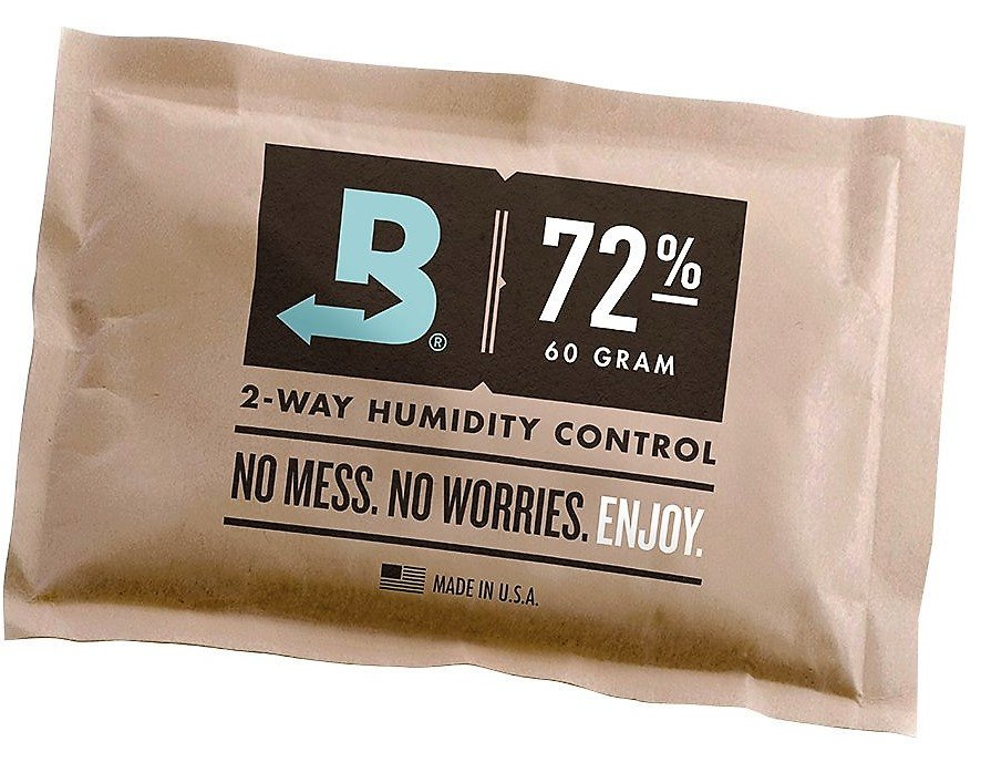 Boveda Large 60g Individual Overwrapped 72%